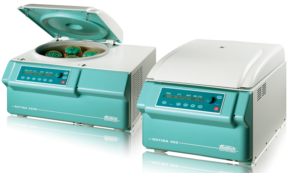 hettich ROTINA 420 and 420 R Benchtop Centrifuges